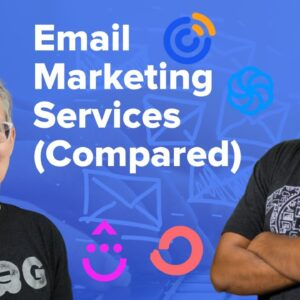 7 Best Email Marketing Services for Small Business 2021