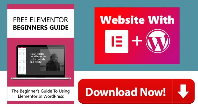 Beginners Guide To Elementor For WordPress (Simple Guide) 2021