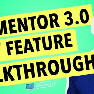Elementor 3.0 - New Feature Walkthrough