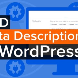 How to Add Keywords and Meta Descriptions in WordPress