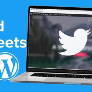 How to Embed Tweets in WordPress Blog Posts