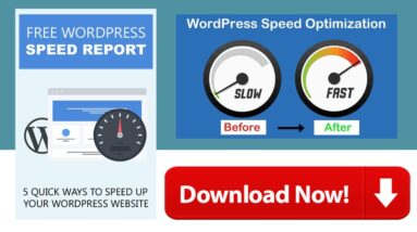 How To Speed Up Your WordPress Website In 2021 (Simple Guide)