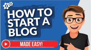 How To Start A Blog For Dummies [MADE EASY]