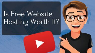 Is Free Website Hosting Worth It?   My Review