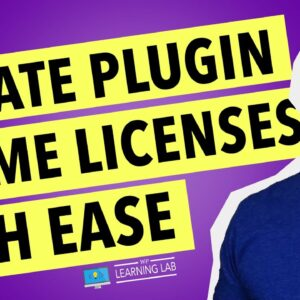 Software License Manager Plugin For WordPress - WordPress Plugin License Key System - Elite Licenser