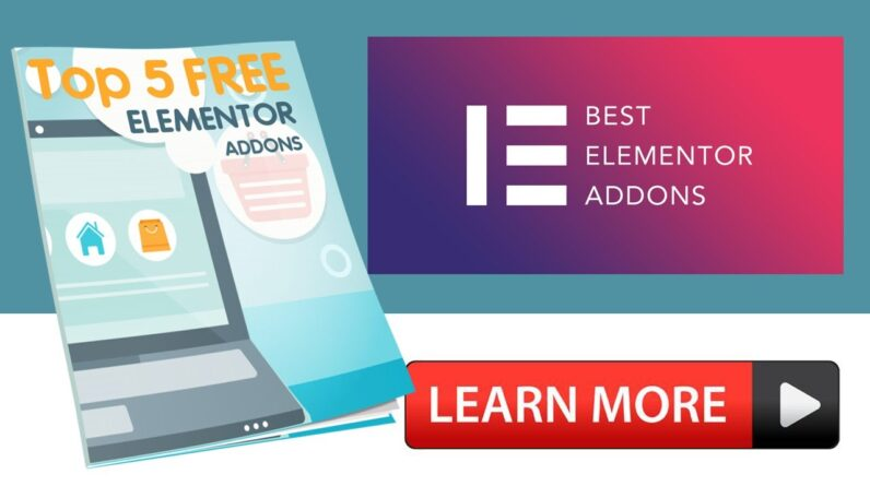 Top 5 Elementor Addons To Build Incredible Pages In WordPress (2021)