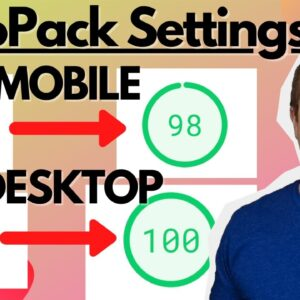 NitroPack Setup & Settings To Go From 15 To 98 On Mobile On Google Pagespeed Insights