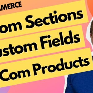 WooCommerce Custom Product Options With Great Looking Custom Sections
