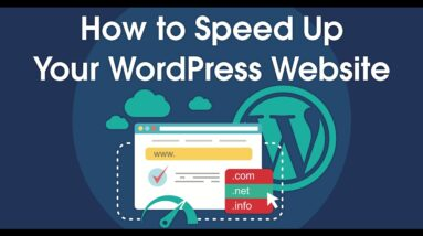 20 Ways On How To Instantly SPEED UP Your WordPress Website