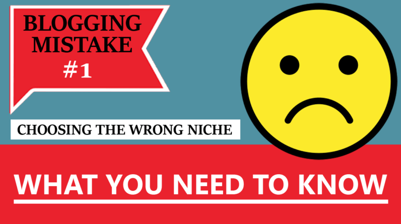 Blogging Mistake 1 What You Need To Know 2