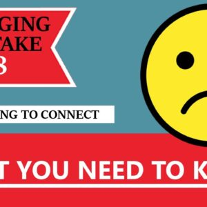 Blogging Mistake #8 - Failing To Connect - What You Need To Know! (BONUS: FREE NICHE WEBSITE)
