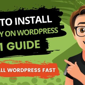 GoDaddy WordPress Install 2021 [FAST] How To Install WordPress On GoDaddy