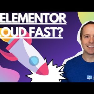 Is Elementor's Speed Problem Finally Fixed?