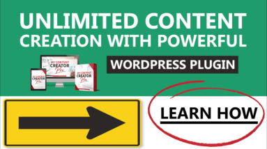 Unlimited Content Creation With Powerful WordPress Plugin (2)