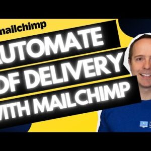 MailChimp Automated PDF Download After Subscribing