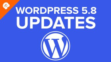 What's Coming in WordPress 5 8 Features and Screenshots