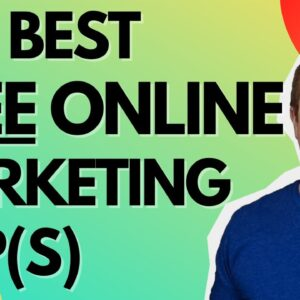 Best FREE Online Marketing App - You'll Have To See It To Believe It