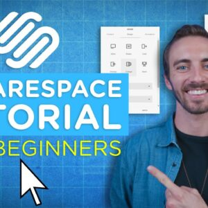 Squarespace Tutorial For Beginners 2020 | Create a Beautiful Website STEP-BY-STEP!