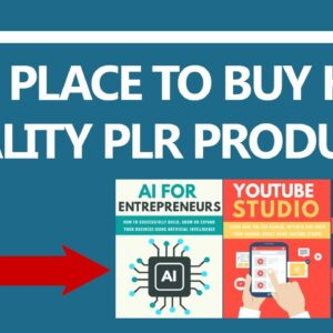 Done For You PLR Products For Sale [Private Label Rights Products]