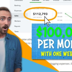 How These World Travelers Make Over $100,000/MONTH With Their Website!