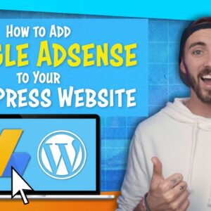How to Add Google AdSense to Your WordPress Website | STEP-BY-STEP 2020