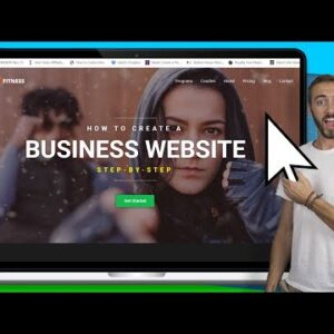 How to Create a Website For Your Business | Step-By-Step with WordPress!
