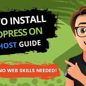 How To Install WordPress On Bluehost [2021]