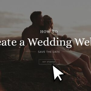 How to Make a Wedding Website with WordPress | Step-by-Step 2020