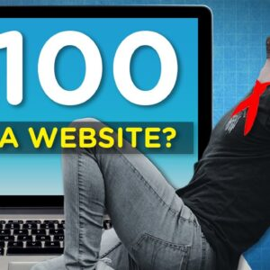 I Paid $100 for A Website on Fiverr! | THIS IS WHAT I GOT