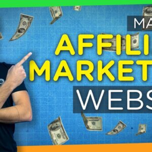 How To Create an Affiliate Marketing Website | Step by Step Tutorial 2021