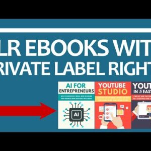 PLR eBooks With Private Label Rights