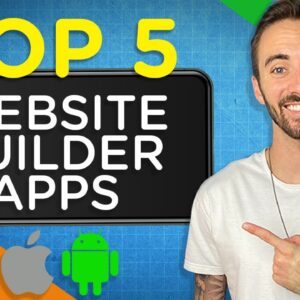 Top 5 Website Builder Apps (IOS & Android) | 2020 Review