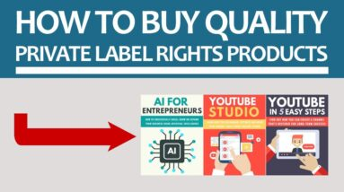 How To Buy Quality Private Label Rights Products