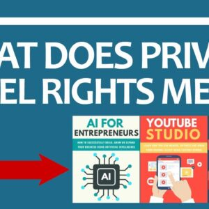 What Is Private Label Rights And What Does It Mean