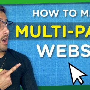 How to Add Multiple Pages to Your WordPress Website