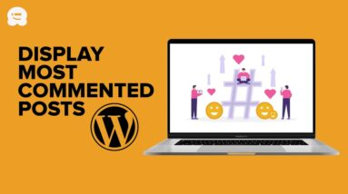 How to Display Most Commented Posts in WordPress (Step by Step)